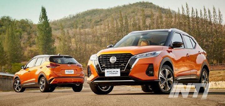 Nissan Kicks e-Power Raih Rating Terbaik ASEAN NCAP