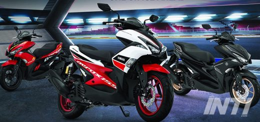 Yamaha Aerox 155 R Version, Pantaskah Beli?
